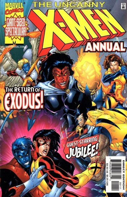 The Uncanny X-Men Annual 1999