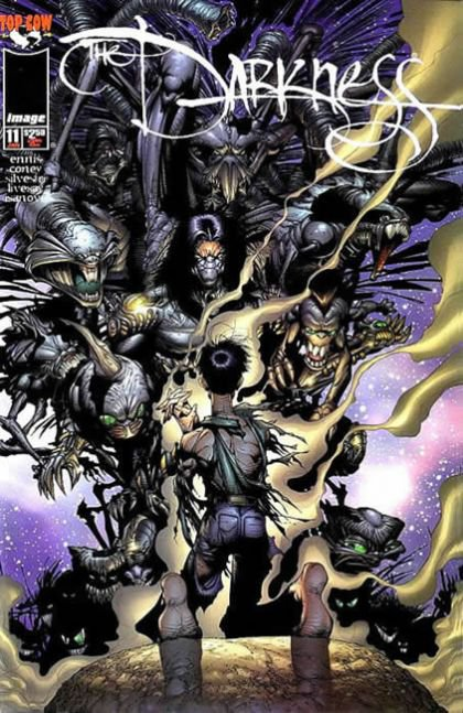 The Darkness, Vol. 1 #11 G