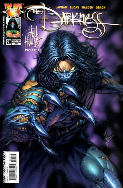 The Darkness, Vol. 2 #20