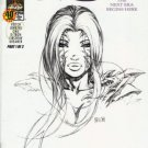 Witchblade #40 (Dynamic Forces Exclusive Sketch Cover)