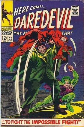 Daredevil, Vol. 1 #32