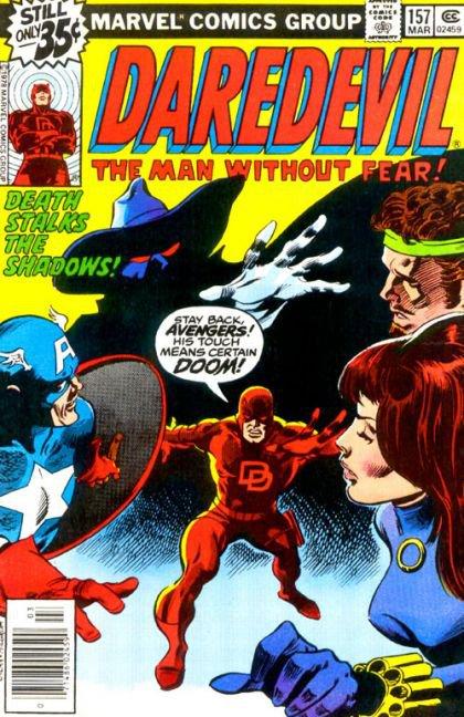 Daredevil, Vol. 1 #157