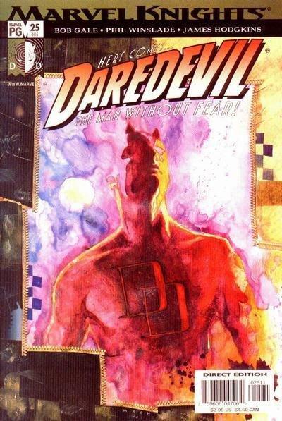 Daredevil, Vol. 2 #25