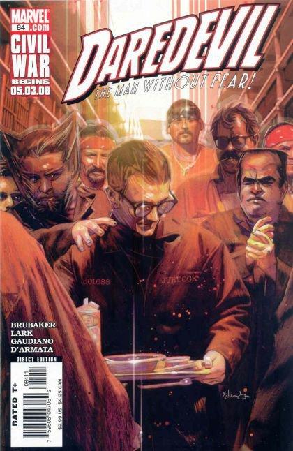 Daredevil, Vol. 2 #84
