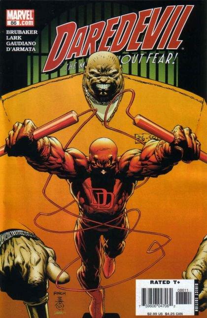 Daredevil, Vol. 2 #86