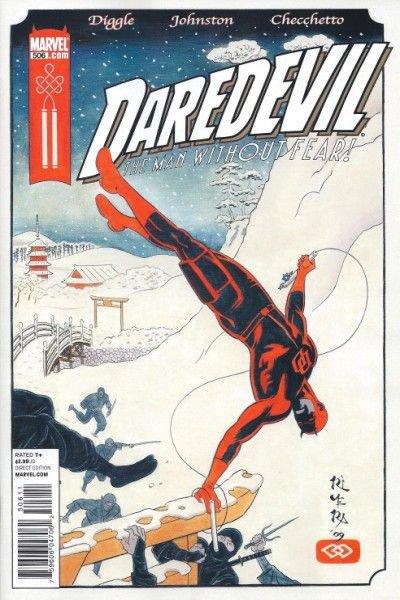 Daredevil, Vol. 2 #506