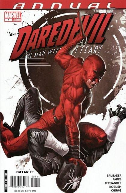 Daredevil, Vol. 2 Annual #1