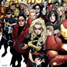 Avengers: The Initiative #1 (Left Side Cover)