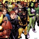 Avengers: The Initiative #1 (Right Side Cover)
