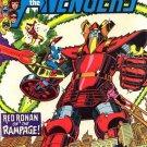 The Avengers, Vol. 1 #198