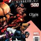 The Avengers, Vol. 3 #500/85