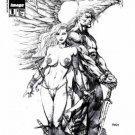 Ascension #1 (Black & White Variant)