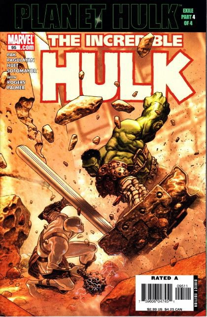 The Incredible Hulk, Vol. 2 #95