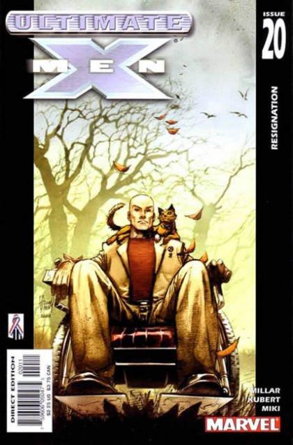 Ultimate X-Men #20
