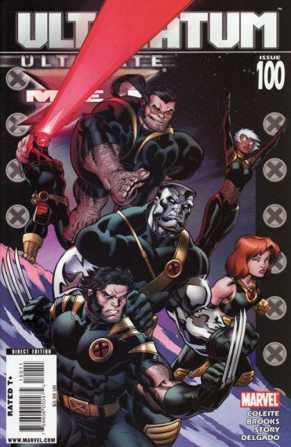 Ultimate X-Men #100