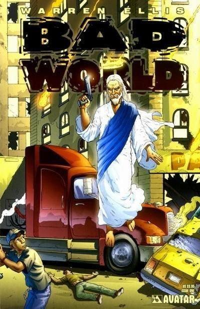 Bad World #1 B