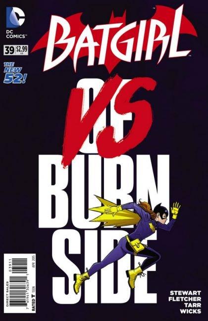 Batgirl, Vol. 4 #39