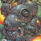 Battle Chasers #4 (War Golem Variant Cover)