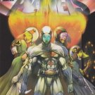 Battle of the Planets #1 (Michael Turner Variant Cover)