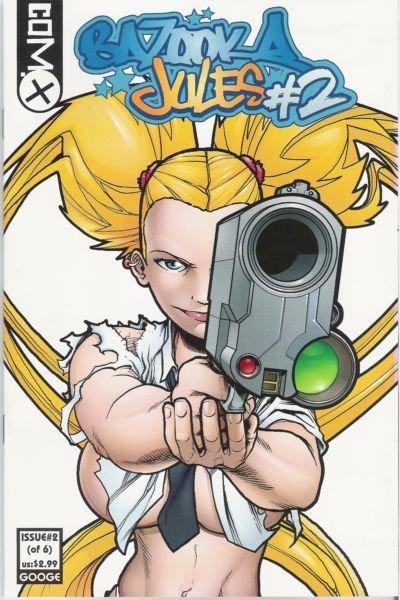 Bazooka Jules #2