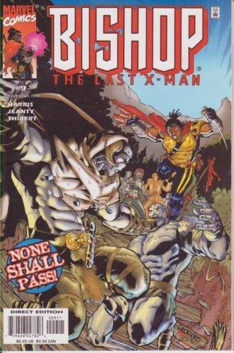 Bishop: The Last X-Man #9