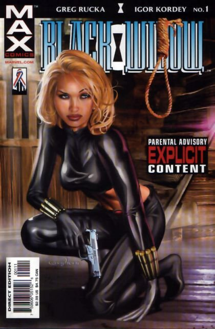 Black Widow: Pale Little Spider #1