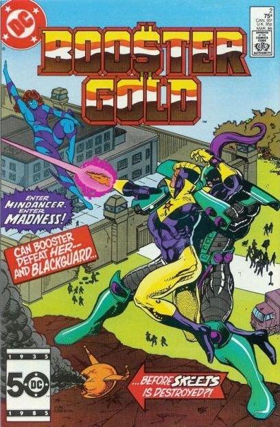 Booster Gold, Vol. 1 #2