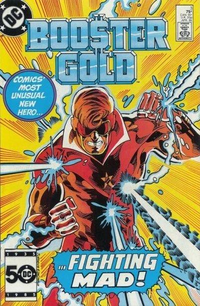Booster Gold, Vol. 1 #3