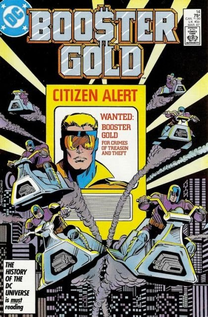 Booster Gold, Vol. 1 #14