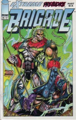 Brigade, Vol. 2 #9