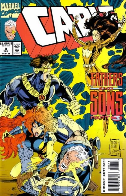 Cable, Vol. 1 #8