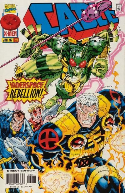 Cable, Vol. 1 #39