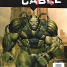 Cable, Vol. 2 #15 ( Ariel Olivetti Variant Cover)