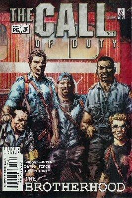 Call of Duty: The Brotherhood #3