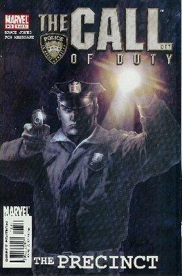 Call of Duty: The Precinct #4