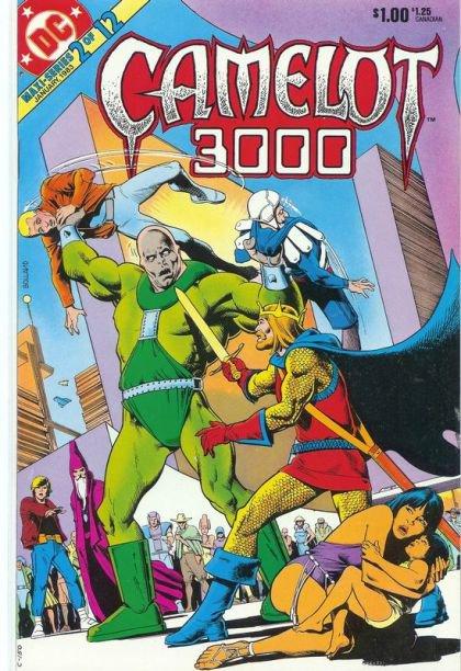 Camelot 3000 #2