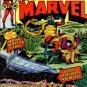 Captain Marvel, Vol. 1 #60