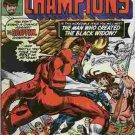 Champions #7 (First Appearance: Darkstar & Yuri Petrovich)