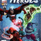 City of Heroes, Vol. 2 #1
