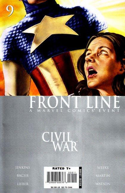 Civil War: Front Line #9