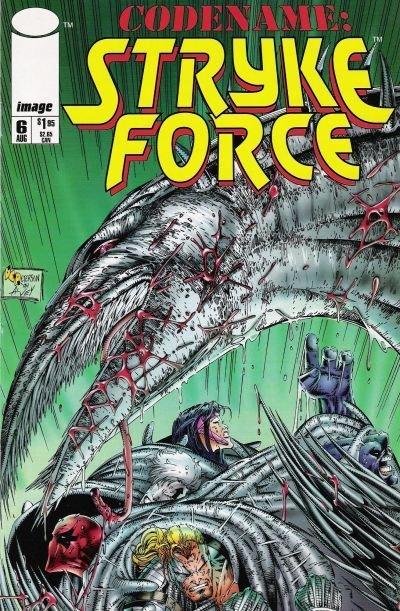 Codename: Stryke Force #6