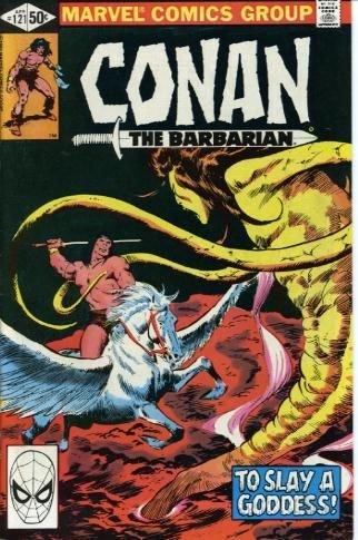 Conan the Barbarian #121
