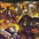 Coup D'Etat #2 (Variant Cover)