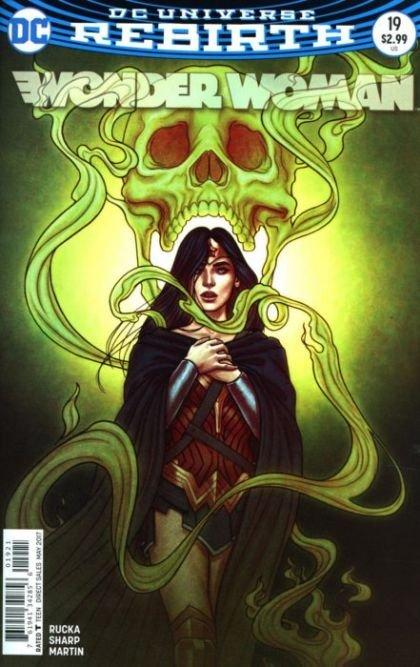 Wonder Woman #19 (Jenny Frison Variant)
