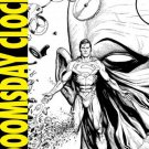 Doomsday Clock #1 Gary Frank 11:57PM Release Variant Cover