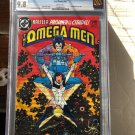 Omega Men #3 First Print CGC 9.8 First Appearance of Lobo