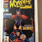 Wolverine Days Of Futures Past #3 First Print (1997)