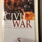 Civil War #5 First Print (2006)