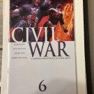 Civil War #6 First Print (2006)