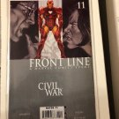 Civil War Front Line #11 First Print (2006)